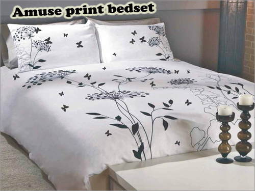 Amuse Print Bed Set
