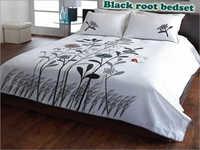 Black Root Bed Set