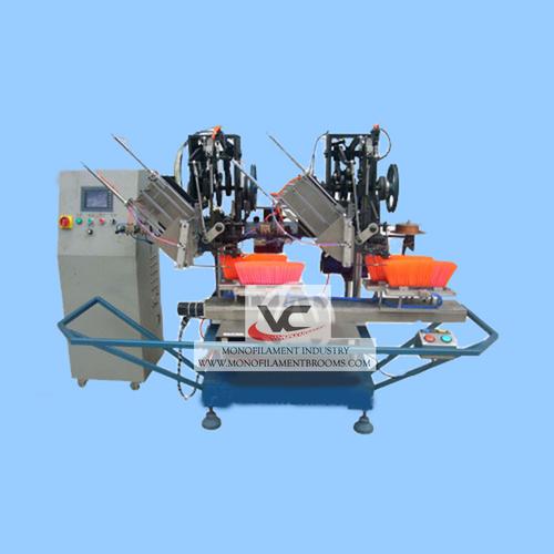 2 Axis High Speed Cloth Brush Tufting Machine