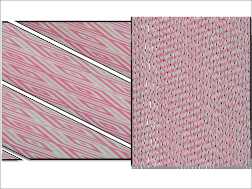 Lattice Jacquard Flat Knit Baby Blanket