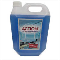 Glass Cleaner Liquid 5 Ltr
