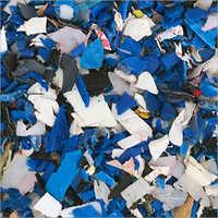 Plastic Scrap Material