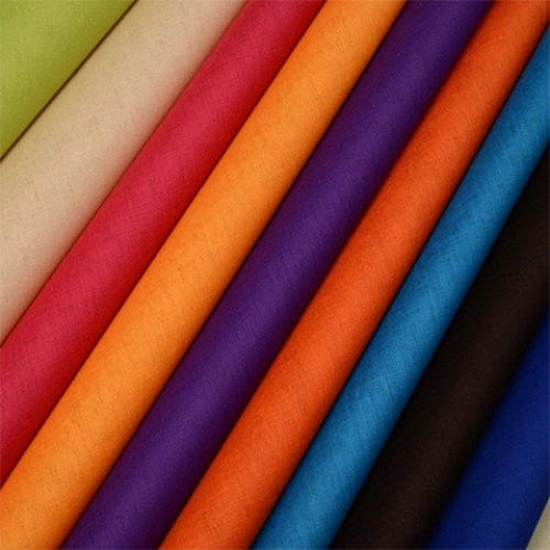 Fast Color Poplin Fabric