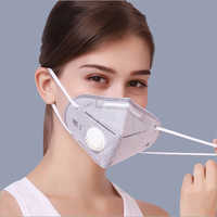 FFP2 Respirator Protective Mask With Valve