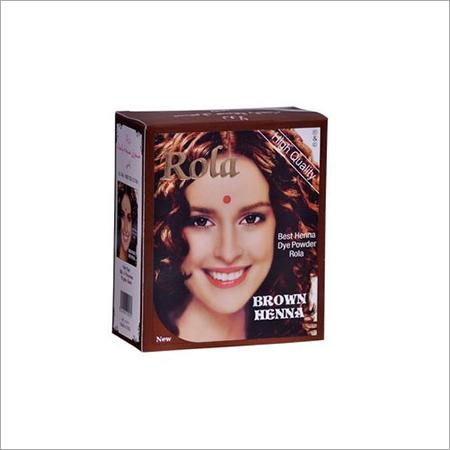 Brown Henna Dye