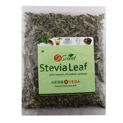 So Sweet Stevia 250 gms Stevia Leaves