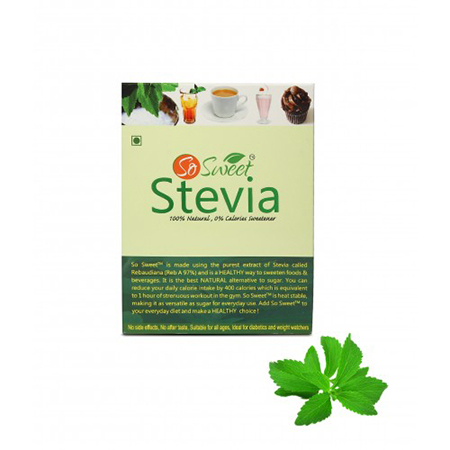So Sweet Stevia 50 Sachets