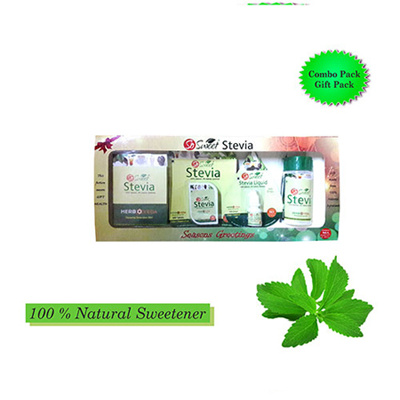 So Sweet Stevia Combo Pack