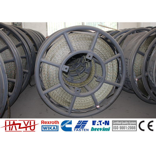 TYFUX Anti-Twisting Steel  Braided Rope For Transmission Line Tools