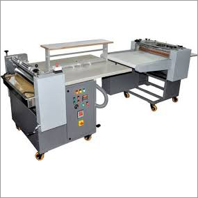 Notebook Making Machine