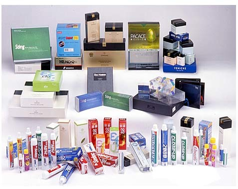 Promotional Packaging Printed Products