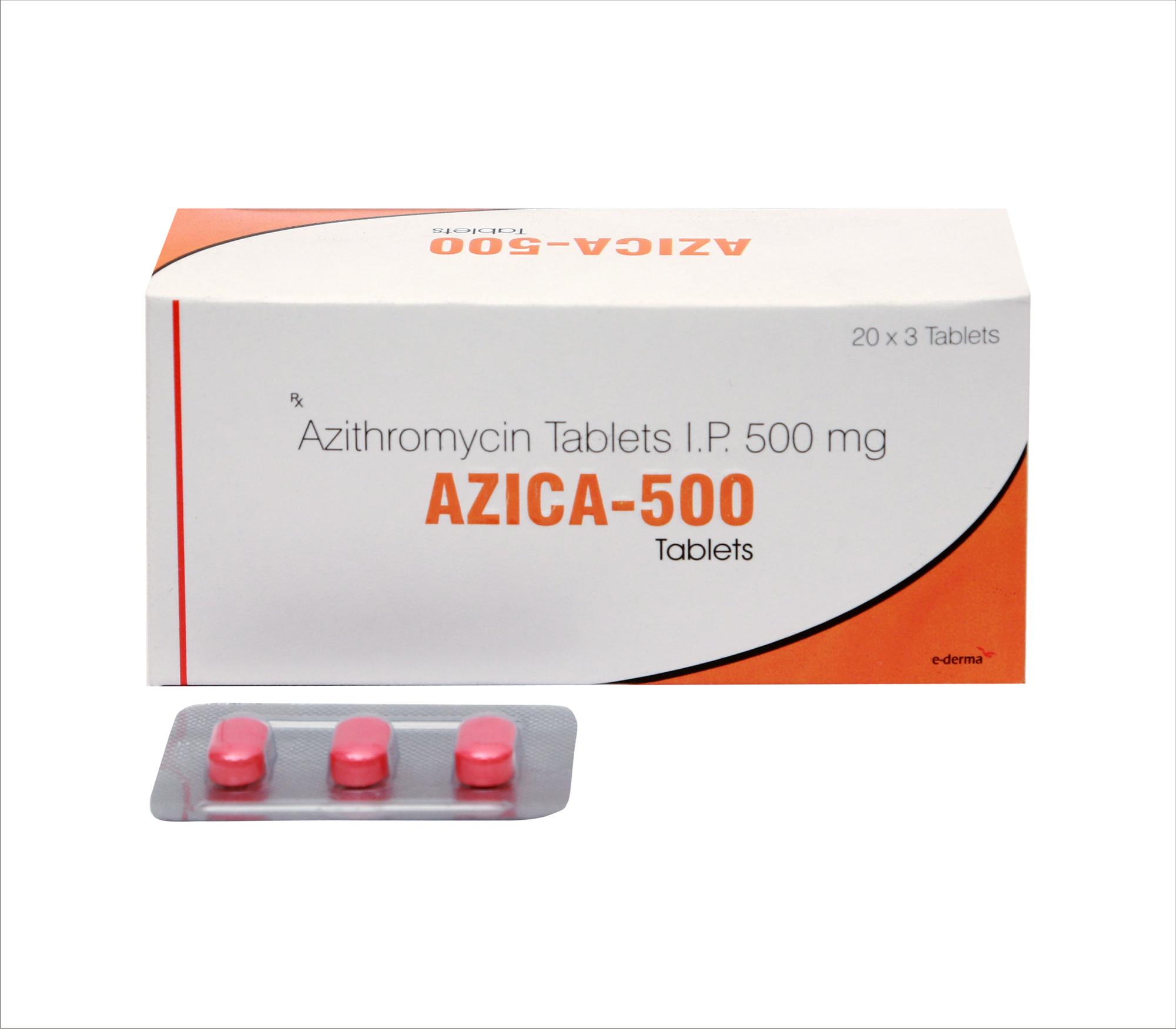 Antibiotic Tablets