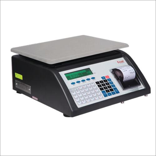 SI-810PR Receipt Printer Scale