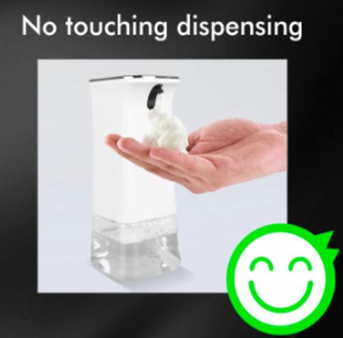 Automatic Foam Soap Dispenser