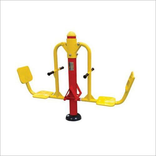 Open Gym Leg Press