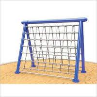 Metal Playground Climber