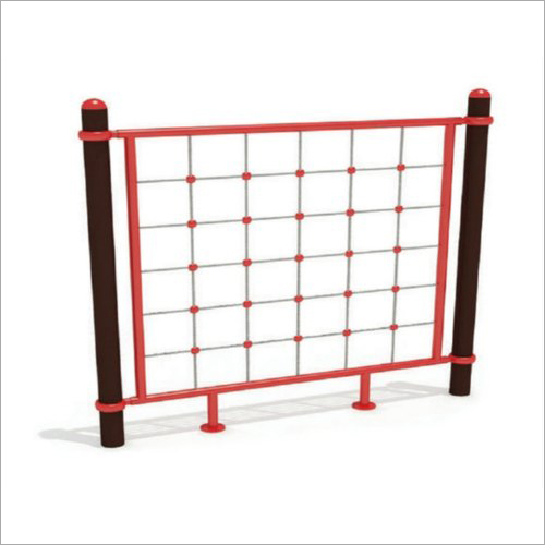 Outdoor Playground Net Climber
