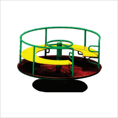 Metal and Plastic Revolving Platform
