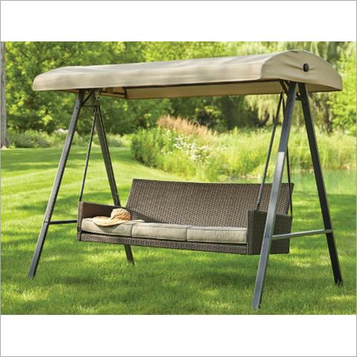Outdoor Metal Swing