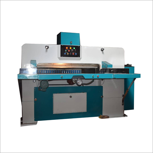 Notebook Semi Automatic Cutiting Machine
