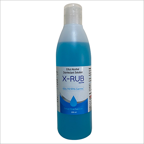 100 ml Ethyl Alcohol Disinfectant Solution