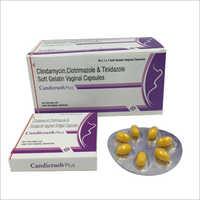 Clindamycin Clotrimazole And Tinidazole Soft Gelatin Vaginal Capsules