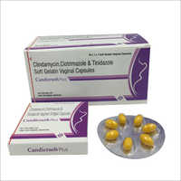 Clindamycin Clotrimazole And Tinidazole Soft Gelatin Vaginal Capsules