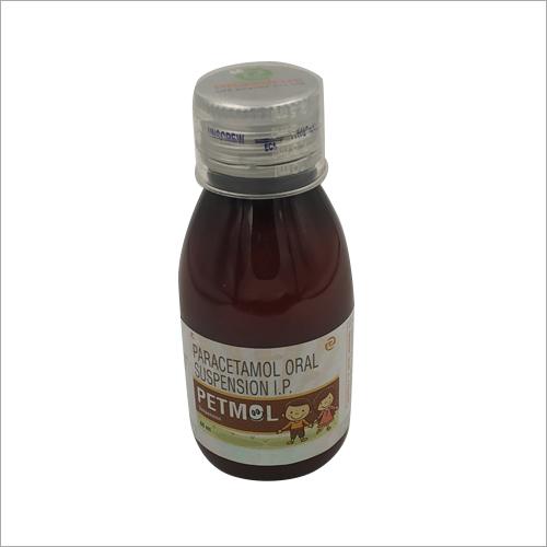 Paracetamol Oral Syrup IP