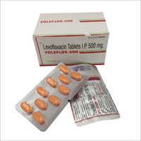 500 MG Levofloxacin Tablets IP