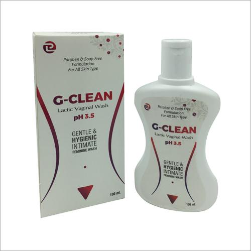 100 ML Lactic Vaginal Wash