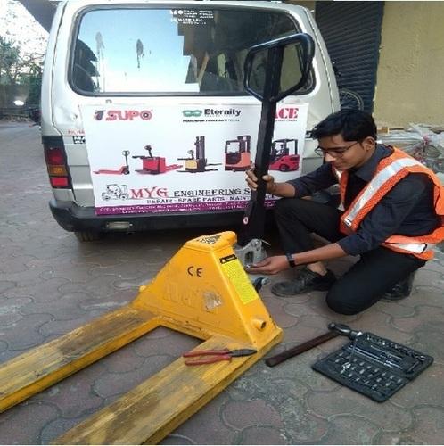 Hand Pallet Truck Repair & Maintenance