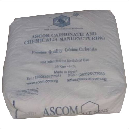 ASCOM 17 Calcium Carbonate