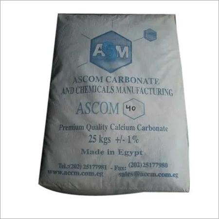 Calcium Carbonates Uncoated