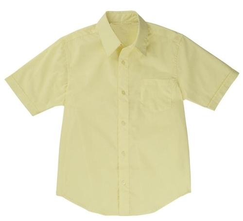 School Shirt (Plain Half-sleeve )