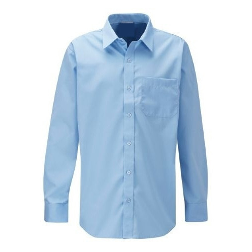 School Shirt (Plain Full)