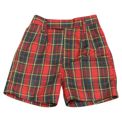 School Shorts (Check)