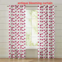 Antique Blooming Curtain