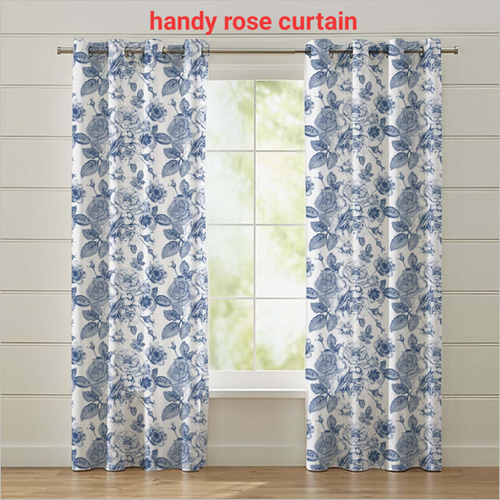 Handy Rose Curtain