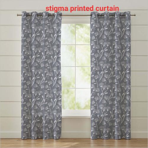 Stigma Printed Curtain