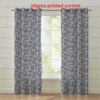 Stigma Printed Curtain