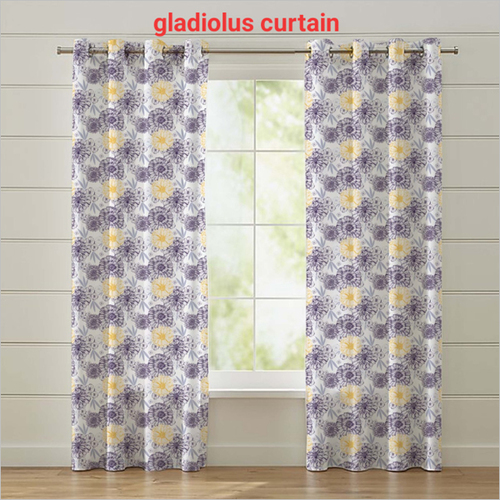 Gladiolus Curtain