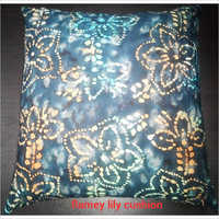 Flame Lily Cushion