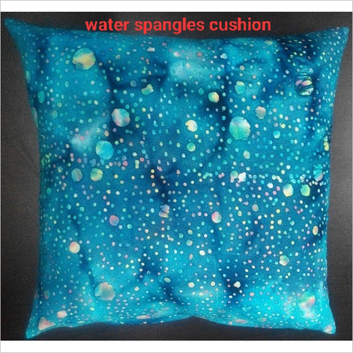 Water Spangles Cushion