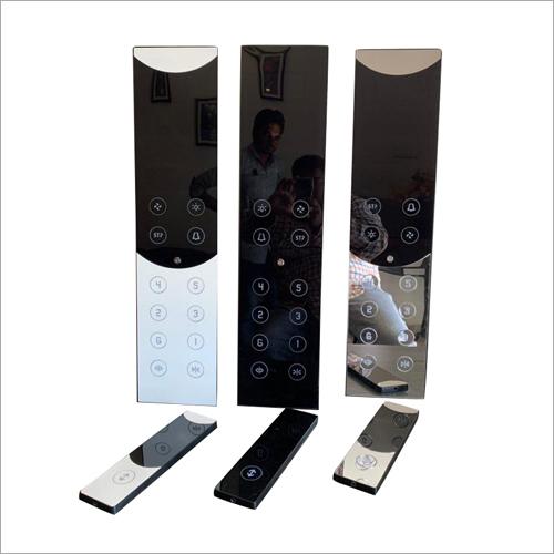Modular Elevator Button Panel
