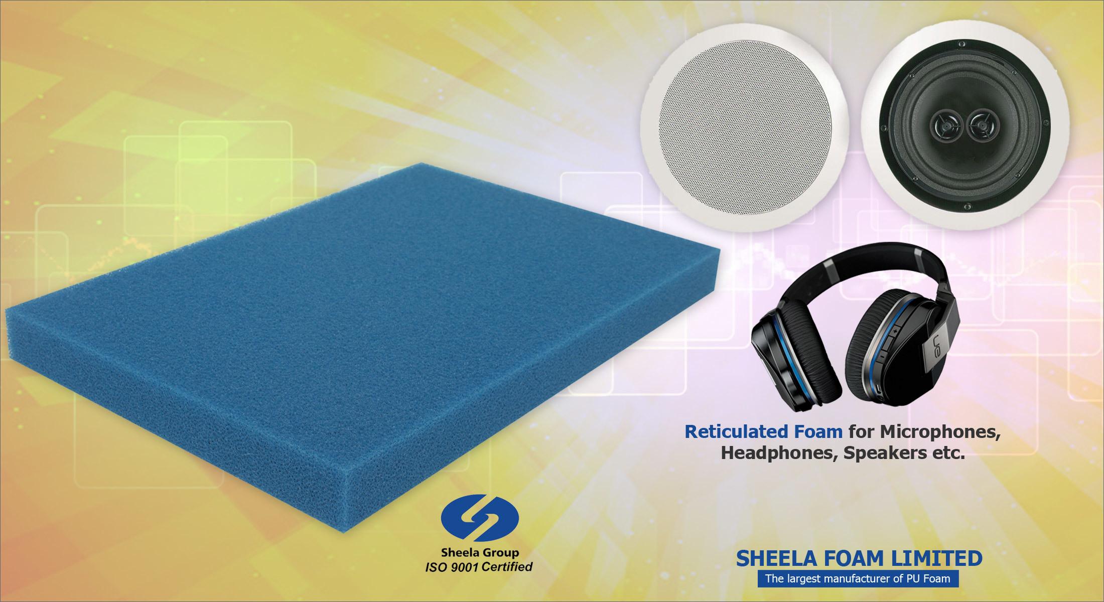 Filter Foam for Speakers