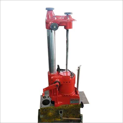 Automobile Vertical Boring Machine