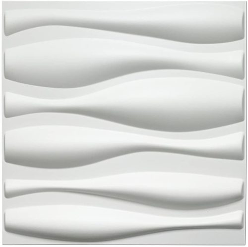Waves Design 3D Wall Panels