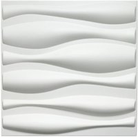 Waves Design 3D Wall Panels