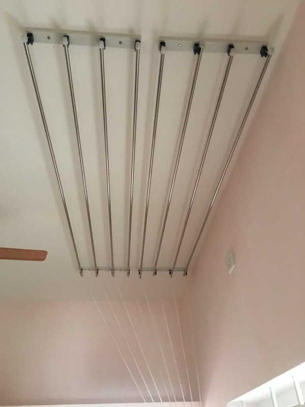 Ceiling Cloth Drying Hangers Manufacturer In Chennai