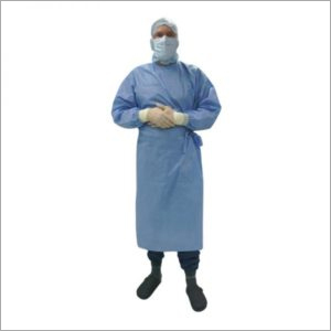 3M Basic Surgical Gown